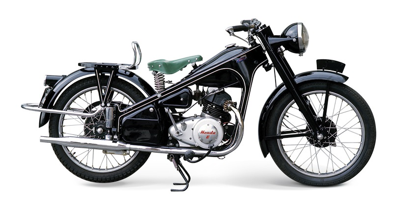 Honda Dream E – 1951
