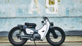 K-Speed Honda Super Cub