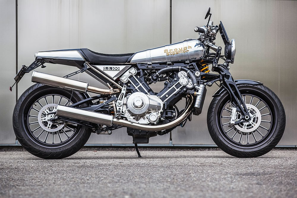 Brough Superior S.S.100 030 / 300