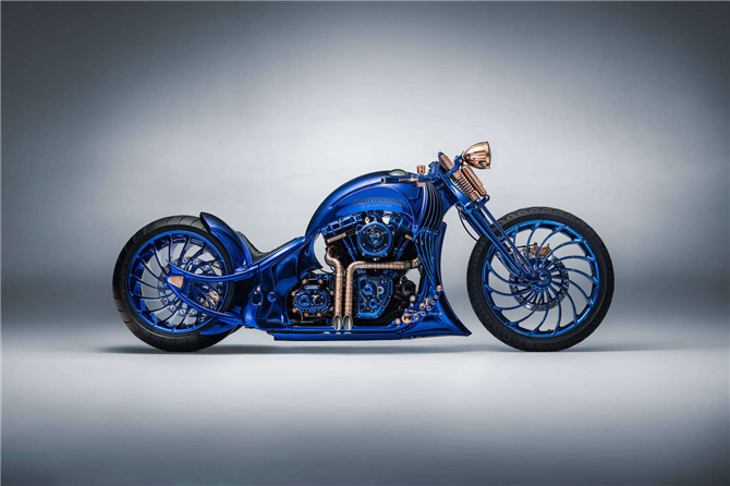 harley-blue-edition